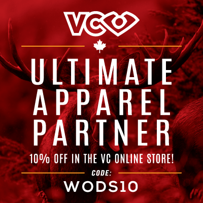 WODS is a proud partner of VC Ultimate Apparel